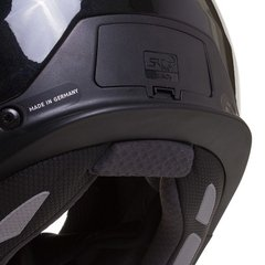 Imagen de casco schuberth M1 london Negro Mate