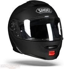 CASCO SHOEI NEOTEC II MATT BLACK - comprar online