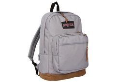 MOCHILA JANSPORT RIGHT PACK GREY RABBIT 31L - TiendaMoto Argentina TE: 1149406733