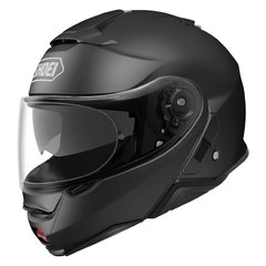 CASCO SHOEI NEOTEC II MATT BLACK