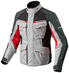 CAMPERA REVIT OUTBACK 2 SILVER RED