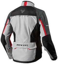 CAMPERA REVIT OUTBACK 2 SILVER RED - comprar online