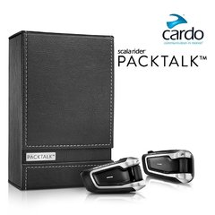 INTERCOMUNICADOR SCALA RIDER PACKTALK DUO - comprar online