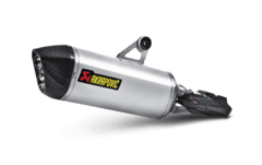 ESCAPE AKRAPOVIC BMW R 1200 GS 2016  Slip-On Line (Titanium) S-B12SO10-HAAT