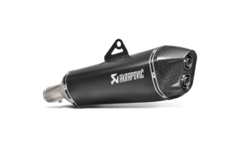 ESCAPE AKRAPOVIC F 800 GS 7 ADV 2016 / 2017 S-B8SO6-HZAABL   Slip-On Line (Titanium)