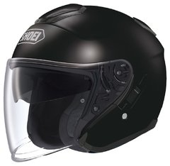 CASCO SHOEI J - CRUISE NEGRO BRILLO