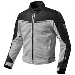 CAMPERA REVIT AIRWAVE 2 SILVER BLACK