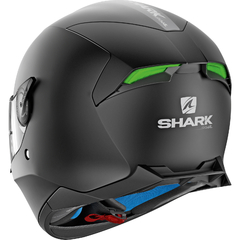 CASCO SHARK SKWAL 2 MATT BLACK - comprar online