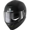 CASCO SHARK SKWAL MATT BLACK