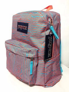MOCHILA JANSPORT SUPERBREAK DISRUPTION - comprar online
