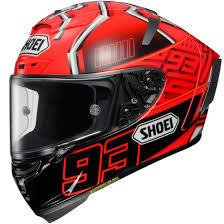CASCO SHOEI X SPIRIT 3 MARQUEZ TC-1
