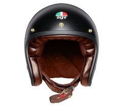CASCO AGV X70 MATT BLACK / GOLD - comprar online