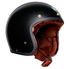 CASCO AGV X70 MATT BLACK / GOLD en internet