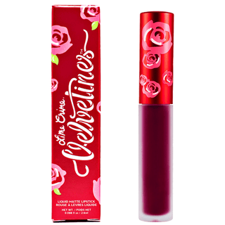 Labial Mate Velvetine Lime Crime (Beet It)
