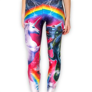 Leggins Unicorn & Rainbow