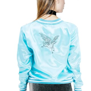 Campera Unicorn (Turquesa)
