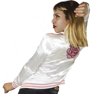 Campera Rosemary (Blanca) en internet