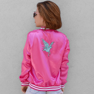 Campera Unicorn (Pink)