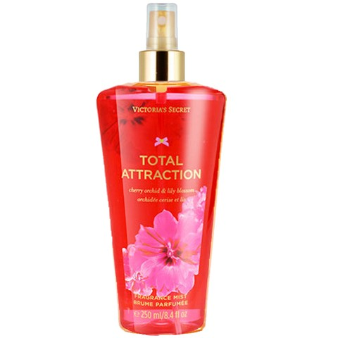 Bdoy Splash 250 Ml Total Attraction