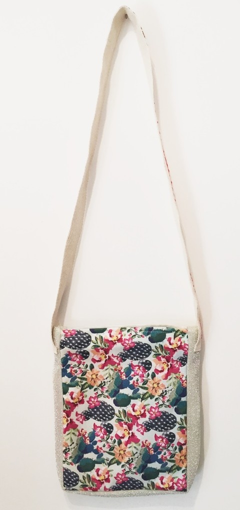 Crossbody Flower - comprar online