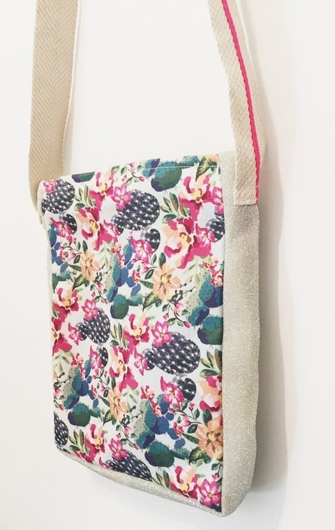 Crossbody Flower - Panama Bags