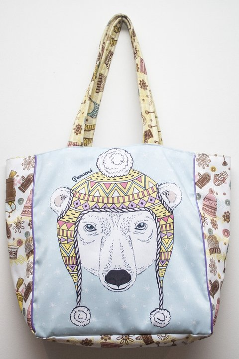 Full Color Tote Oso
