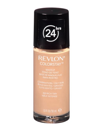 Base Colorstay Cor Rich Tan-Revlon