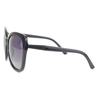 afb274222 Óculos de Sol Monisatti Toque Toque Preto