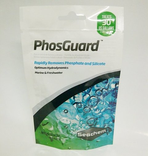 Denitrate / PhosGuard - 2x100ml Kit anti-algas Seachem na internet