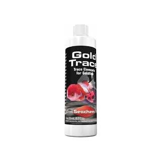 Condicionador Gold Trace 250 ml – Seachem