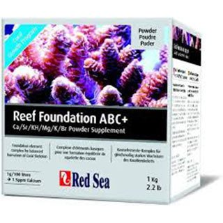 Reef Foundation ABC+ Red Sea - 1Kg