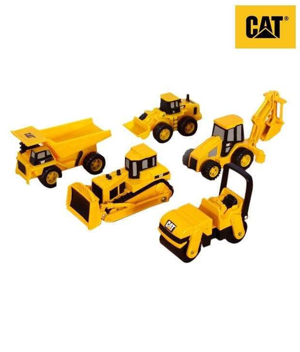 CAT mini machines, mini máquinas CATERPILLAR