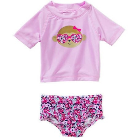 Set de remera y bikini con protección UV. Child of Mine by Carter's - comprar online