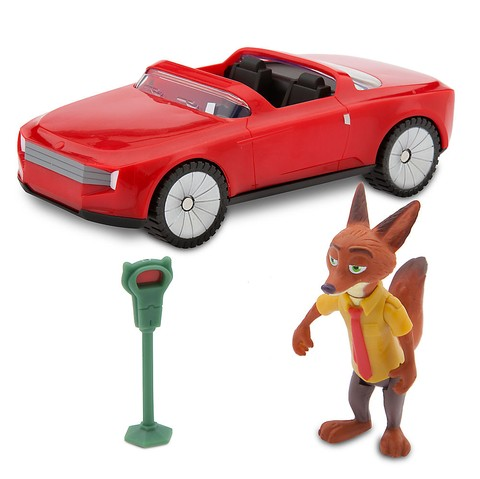 Zootopia - Nick Wilde's Convertible Vehicle. Disney Store - comprar online