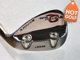 WEDGE POWER PLAY SYSTEM Q DUAL 60º