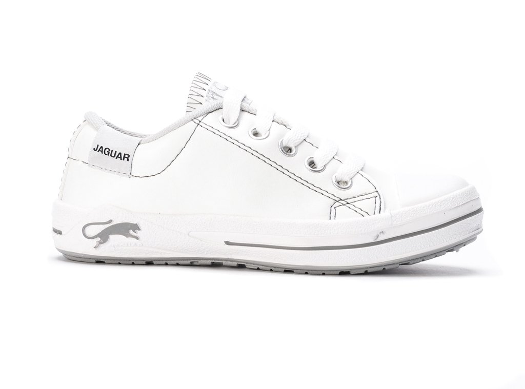 ZAPATILLA JAGUAR 410/1 CORDON BLANCO (34-40)