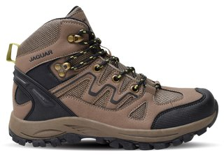 ZAPATILLA TREKKING JAGUAR 3019 MARRON (36-40)