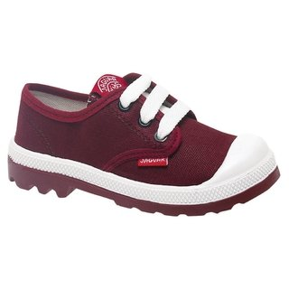 ZAPATILLA JAGUAR INFANTIL 302 BORDO (21-26)