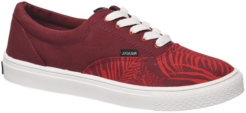 ZAPATILLA NAUTICAS JAGUAR 730 BORDO (34-44)