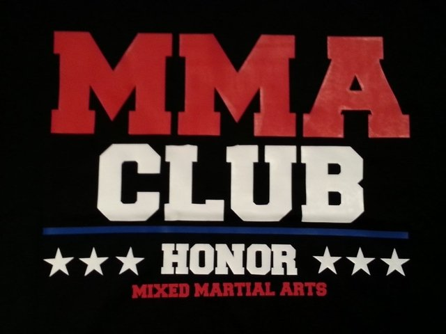 MMA Club Honor en internet