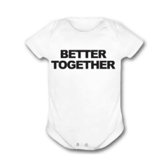 Camiseta Better Together na internet