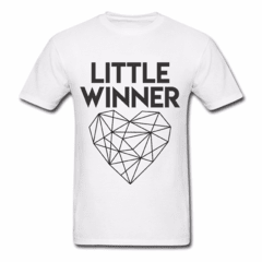 Estampa Little Winner na internet