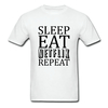 CAMISETA SLEEP NETFLIX