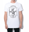 CAMISETA TRADICIONAL ALL YOU NEED