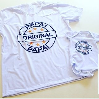 Camiseta Papai Original