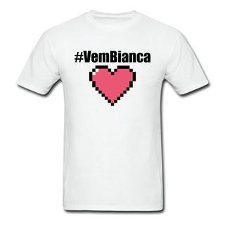 CAMISETA TRADICIONAL #VEMMENINA