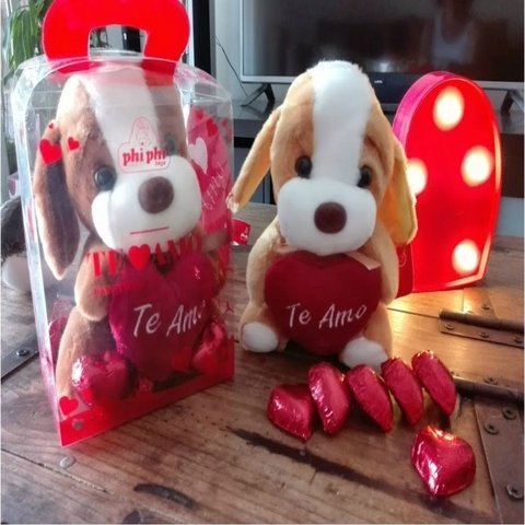 Regalar chocolates en San Valentin