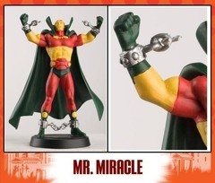 Mr. Miracle - Figura DC Aguilar