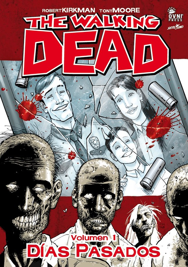The Walking Dead Volumen #01: Días Pasados