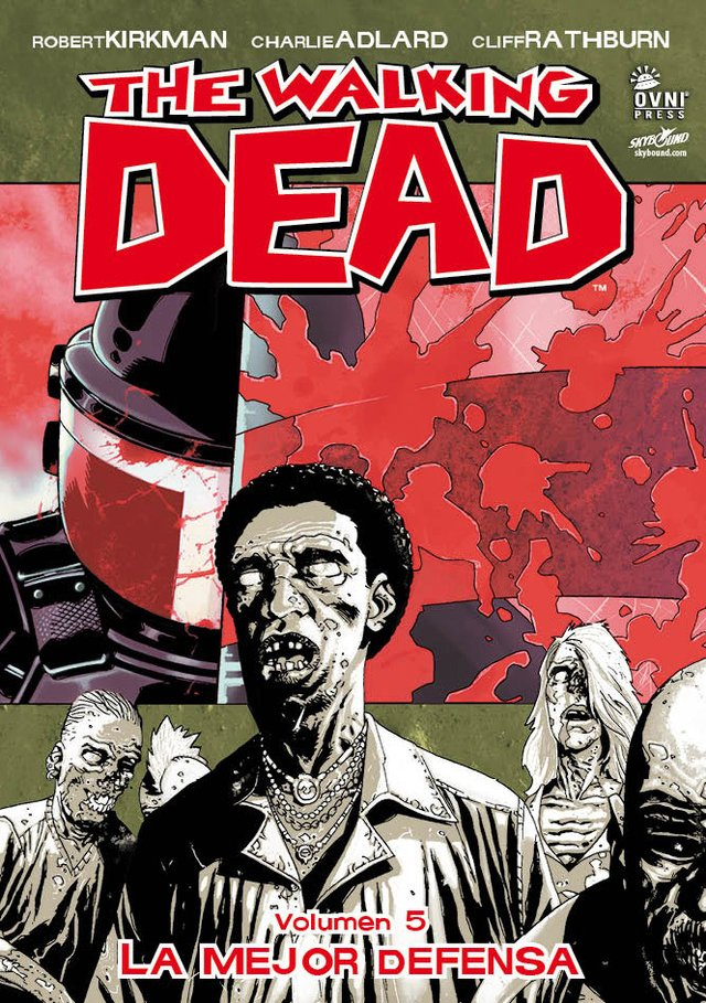 The Walking Dead Volumen #05: La mejor defensa